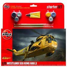 Airfix. A55307. Modellbausatz. Westland Sea King Har 3