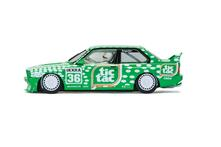 Scalextric Bmw E30 M3, Sport Evolution Team Scalextric Cars Classic Touring 1:32