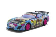 Scalextric Team Gt Lightning - Team Gt Sunrise (Anime) Scalextric Cars Super Resistant 1:32 In Card Box