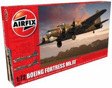 Airfix. A08018. Boeing B-17 Fortress Mk. Iii. 1. 72 Scale. Collector Airplane Kit