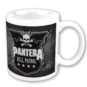 Tazza Pantera. Hell Patrol - 2