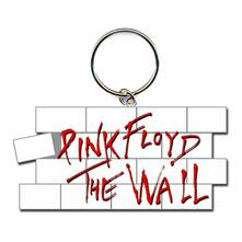 Portachiavi Pink Floyd. The Wall Logo in Metallo