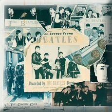 Idee regalo Spilla Badge The Beatles. Anthology 1 Album Rock Off