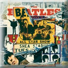 Idee regalo Spilla Badge The Beatles. Anthology 2 Album Rock Off