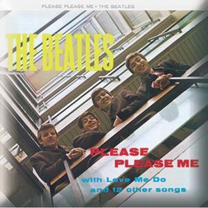 Spilla Badge The Beatles. Please Please Me Album