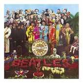 Idee regalo Biglietto d'Auguri The Beatles. Sgt. Pepper Album Rock Off