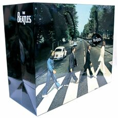 Idee regalo Borsa The Beatles Gift Bag: Abbey Road Rock Off