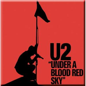 Magnete U2. Under A Blood Red Sky