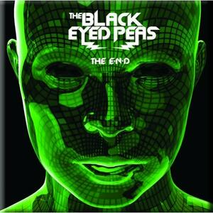 Magnete Black Eyed Peas. The End Album Cover
