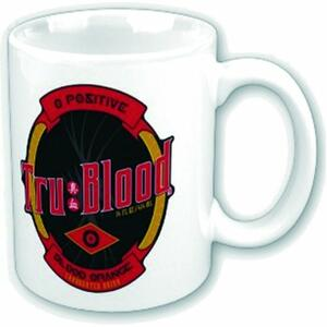 Tazza True Blood Boxed Mug: Bottle Label