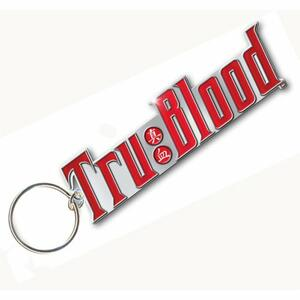 Portachiavi in Metallo True Blood. Drink Logo