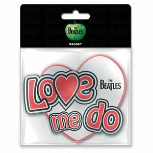 Magnete The Beatles. Love Me Do - 2