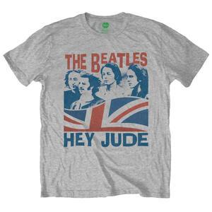 T-Shirt unisex The Beatles. Windswept/Hey Jude
