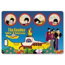Tappetino mouse Beatles. Sub & Portholes