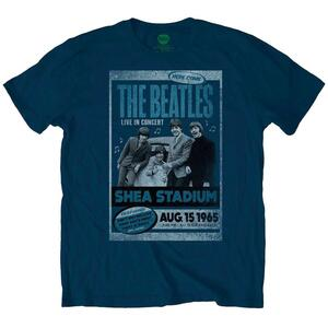 T-Shirt unisex The Beatles. Shea Stadium 1965