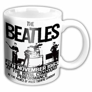 Tazza The Beatles. Prince Of Wales Theatre