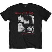 Idee regalo T-Shirt The Rolling Stones Men's Tee: Photo Exile Rock Off