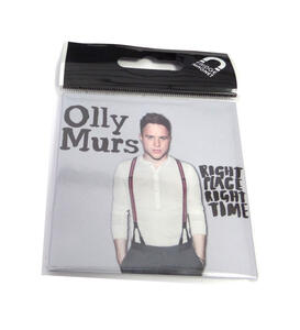 Magnete Olly Murs. Right Time