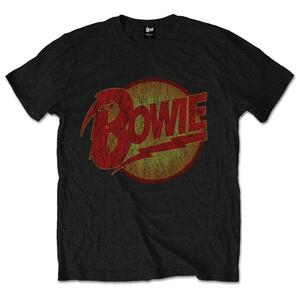 T-Shirt David Bowie Men's Tee: Thunder