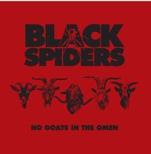 No Goats in Theomen - CD Audio di Black Spiders