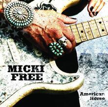 Amercian Horse - CD Audio di Micki Free