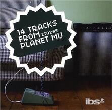 14 Tracks from Planet mu - CD Audio