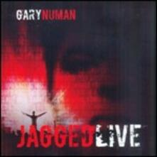 Jagged Live - CD Audio di Gary Numan
