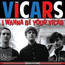 I Wanna Be Your Vicar - CD Audio di Thee Vicars