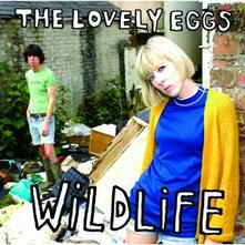 Wildlife - CD Audio di Lovely Eggs