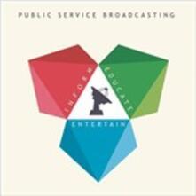 Inform Educate Entertainment - CD Audio di Public Service Broadcasting