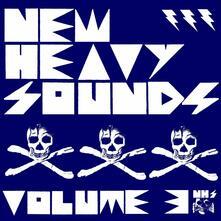 New Heavy Sounds vol.3 - CD Audio