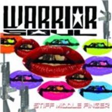 Stiff Middle Finger - CD Audio di Warrior Soul