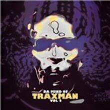 Da Mind of Traxman vol.2 - CD Audio di Traxman