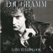 Long Hard Look - CD Audio di Lou Gramm