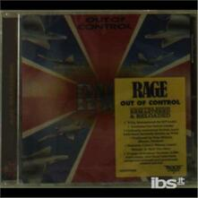 Out of Control - CD Audio di Rage