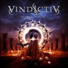 World of Fear - CD Audio di Vindictiv
