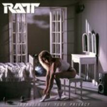 Invasion of Your Privacy - CD Audio di Ratt