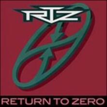 Return to Zero - CD Audio di RTZ