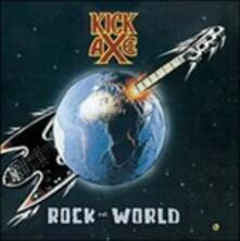 Rock the World - CD Audio di Kick Axe