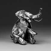 Vinile Black Origami Jlin