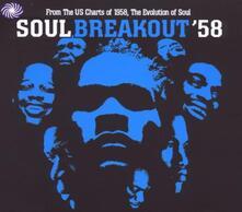 Soul Breakout '58. The Evolution of Soul - CD Audio