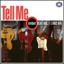 Tell Me. Ember Beat vol.1 - CD Audio