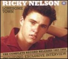 Lonesome Town - CD Audio di Ricky Nelson