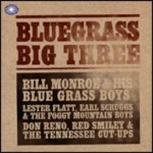 Bluegrass Big Three - CD Audio