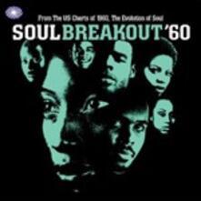 Soul Breakout '60 - CD Audio