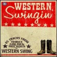 Western Swingin' - CD Audio