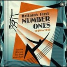 Britain's First Number Ones - CD Audio