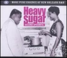 Heavy Sugar. Second Spoonful - CD Audio