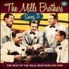 Swing it! The Best of 1931-58 - CD Audio di Mills Brothers