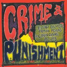 Crime & Punishment - CD Audio